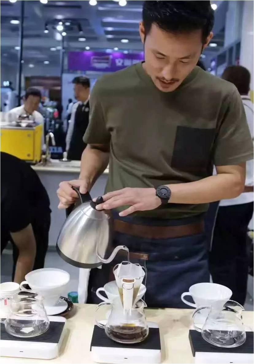 beplay登录国际咖啡展
